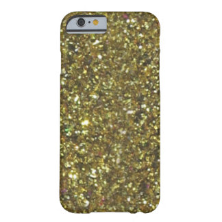 SALE Gorgeous Gold Glitter iPhone 6 case Barely There iPhone 6 Case