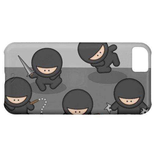 SALE - Little Ninjas iPhone 5 Case