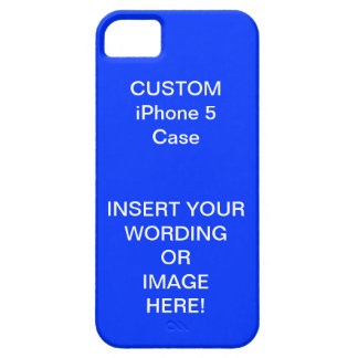 SALE - MAKE YOUR OWN iPhone 5 Case