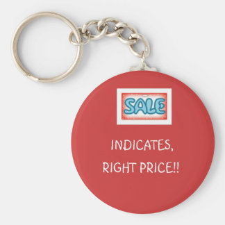 Sale - Right Price Keychain