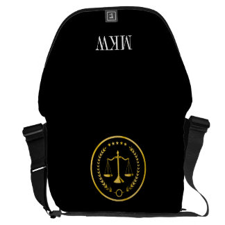 SALE! Scales of Justice Attorney Rickshaw Bag Courier Bag