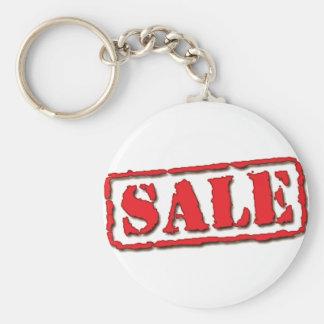 Sale Sign- L Keychain