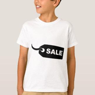 Sale Tag T-Shirt
