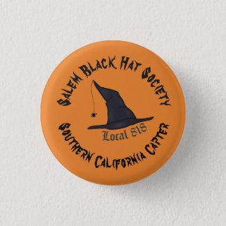 Salem Black Hat Society Local Chapter 818 Pin