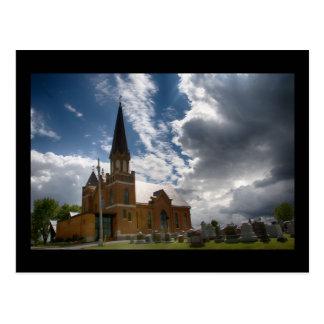 Salem Lutheran Church Postcard