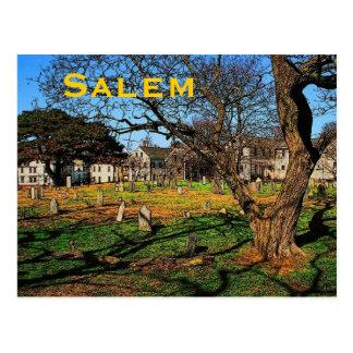 Salem (MA) Postcard