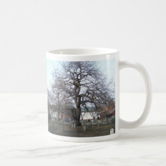Salem Massachusetts Burying Point Mug