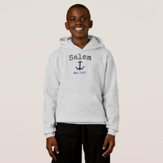 Salem Massachusetts shirt for boys