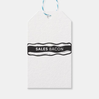Sales Bacon Gift Tags