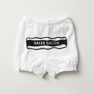 Sales Bacon Nappy Cover