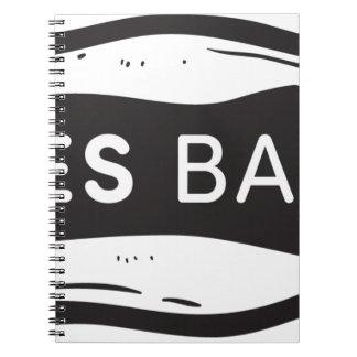 Sales Bacon Spiral Notebook