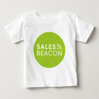 Sales Beacon - Logo - Green Baby T-Shirt