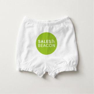 Sales Beacon - Logo - Green Nappy Cover