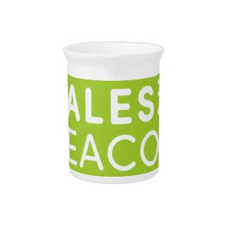 Sales Beacon - Logo - Green Pitcher