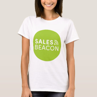 Sales Beacon - Logo - Green T-Shirt