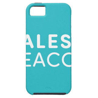 Sales Beacon - Logo - Teal large iPhone 5 Cases