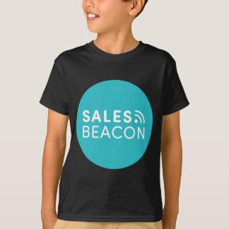 Sales Beacon - Logo - Teal large T-Shirt