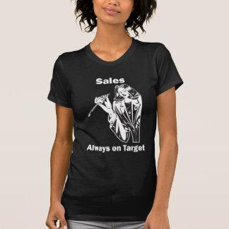 Sales is Always on Target Tshirt