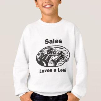 Sales Loves A Lead Sweatshirt