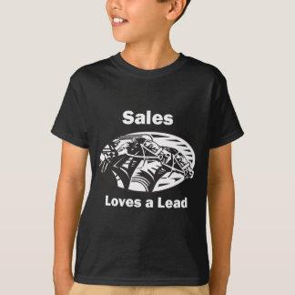 Sales Loves A Lead Tshirt