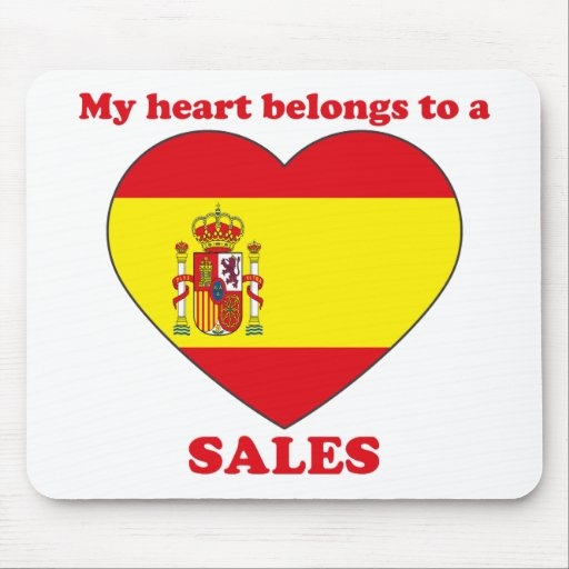 Sales Mouse Mat