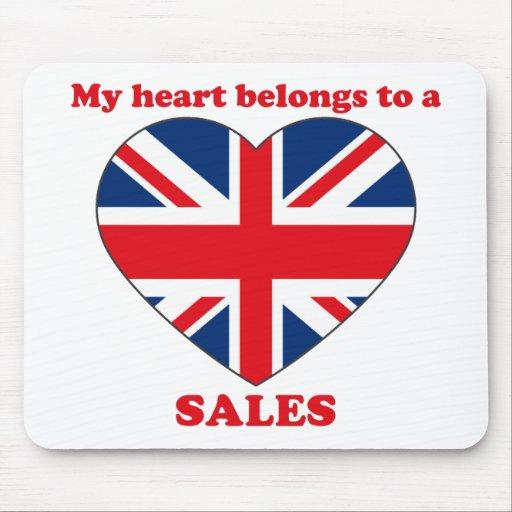 Sales Mouse Pad