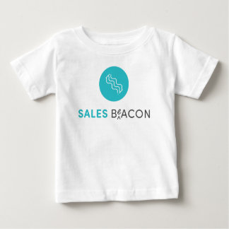SalesBeacon - Bacon - Grey Baby T-Shirt