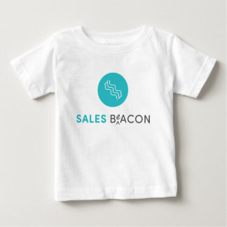 SalesBeacon - Bacon - Grey Baby T-Shirt