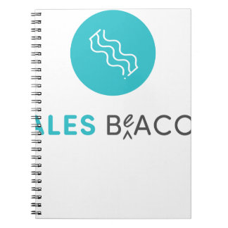 SalesBeacon - Bacon - Grey Notebook