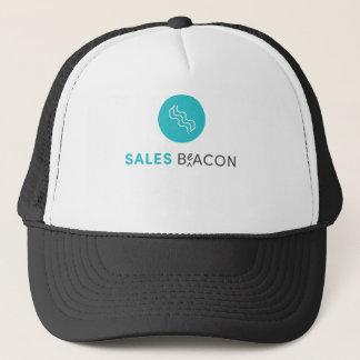 SalesBeacon - Bacon - Grey Trucker Hat