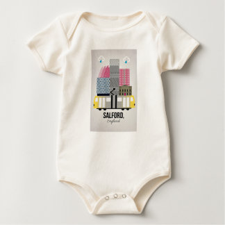 Salford Baby Bodysuit