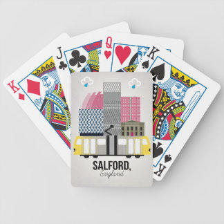 Salford Bicycle Playing Cards