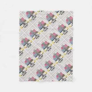 Salford Fleece Blanket