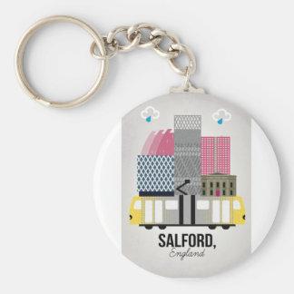 Salford Key Ring