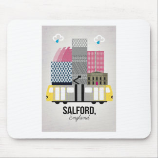 Salford Mouse Pad