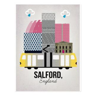 Salford Postcard