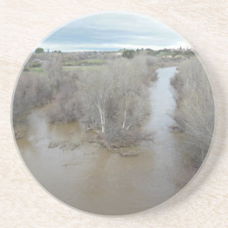 Salinas River North of Veterans Memorial Bridge Coaster