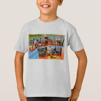 Salisbury Beach Massachusetts MA Travel Souvenir T-Shirt