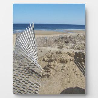 Salisbury Beach Massachusetts Plaque