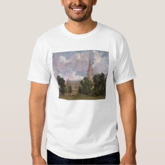 Salisbury Cathedral from the south west T Shirt