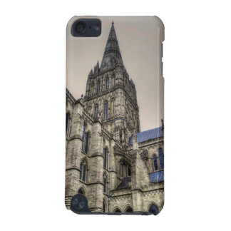 Salisbury Cathedral & Spire Wiltshire England iPod Touch (5th Generation) Cases