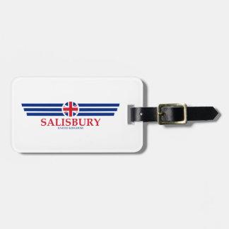 Salisbury Luggage Tag