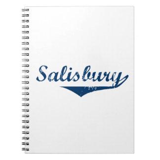 Salisbury Notebooks
