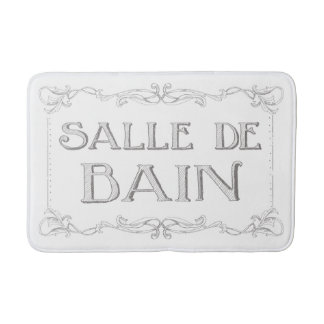 Salle de Bain Bath Mat