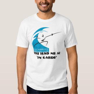 "Salle Honolulu: you had me at ""en garde"" T Shirts"