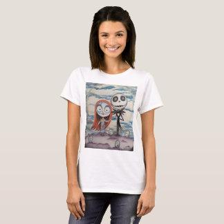 Sally Loves Jack: women's basic tee! T-Shirt