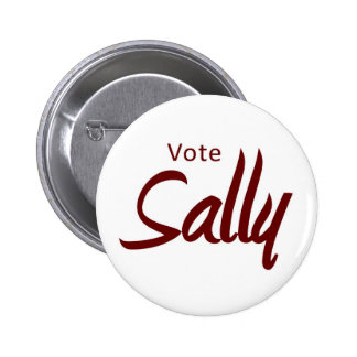 Sally Moncrieff for Lake Oswego City Council Buttons