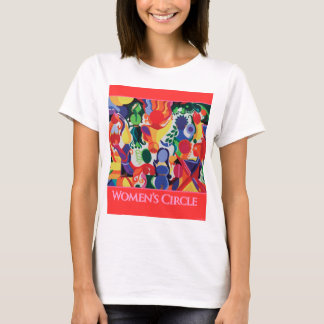 Sally Rayn: Women's Circle t-shirt