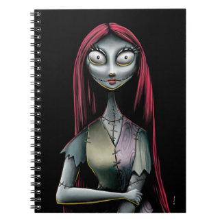 Sally | Scream Queen Notebook