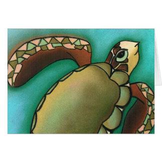 Sally Sells Sea Shells by Robyn Feeley Card
